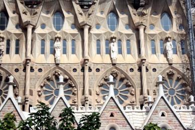 Gaudi La Sagrada Familia 04