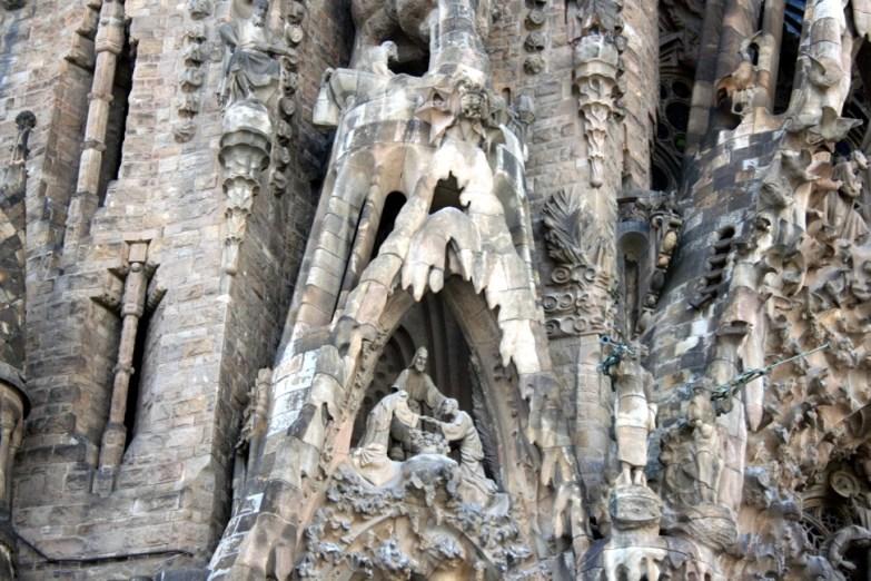 Gaudi La Sagrada Familia 06