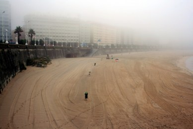 Playa del Orzan de a Coruña 02