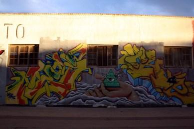 Graffiti de Vinaròs