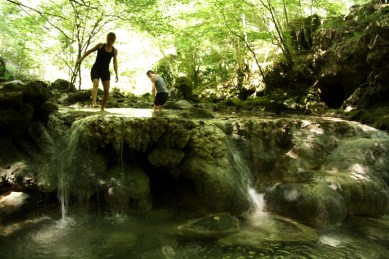 Nacimiento Rio Urederra 08