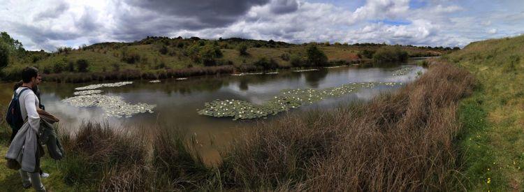 A los pies del lago Somiedo