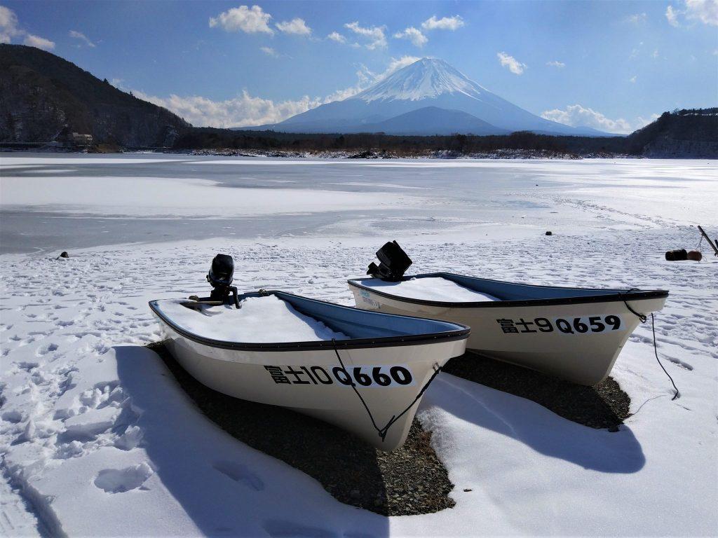 Barcas Lago Shoji