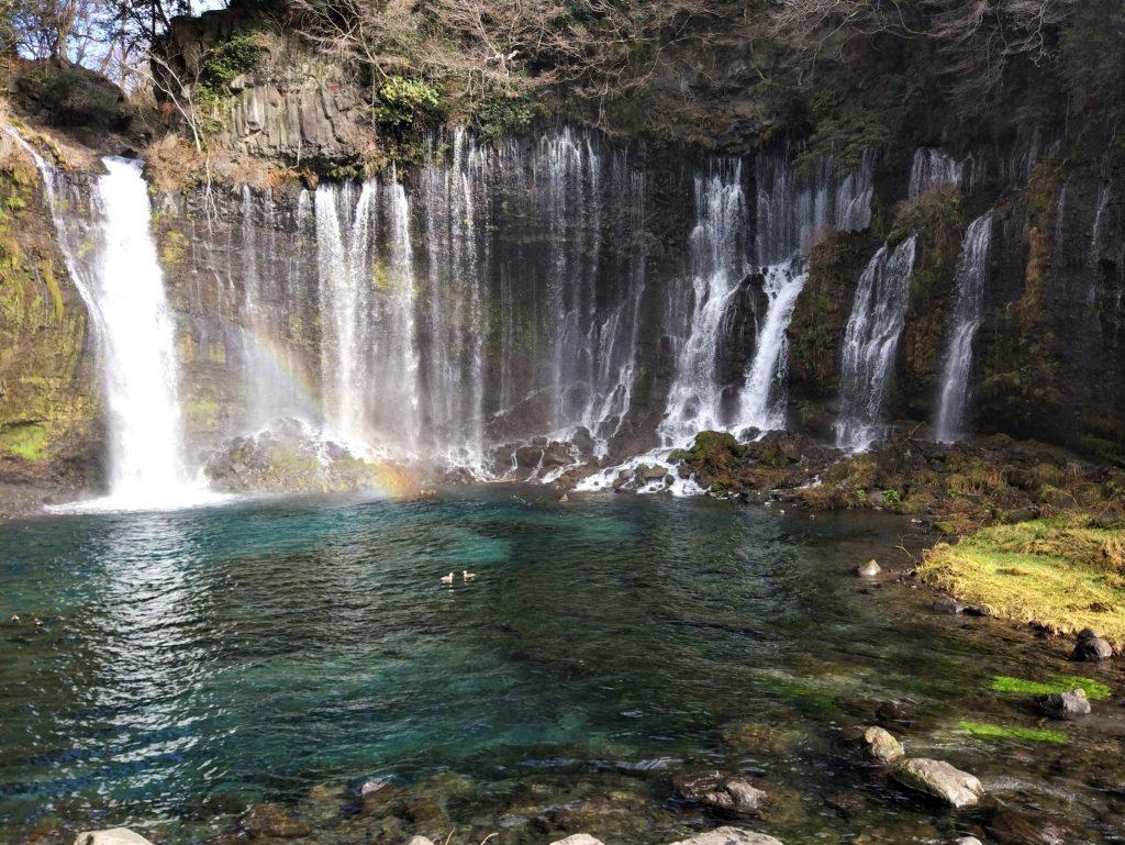 Cascada Shiraito Japón