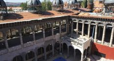 Claustro Catedral de Justo