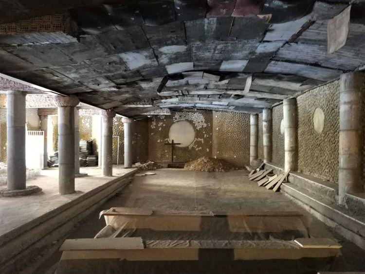 Cripta Catedral de Justo