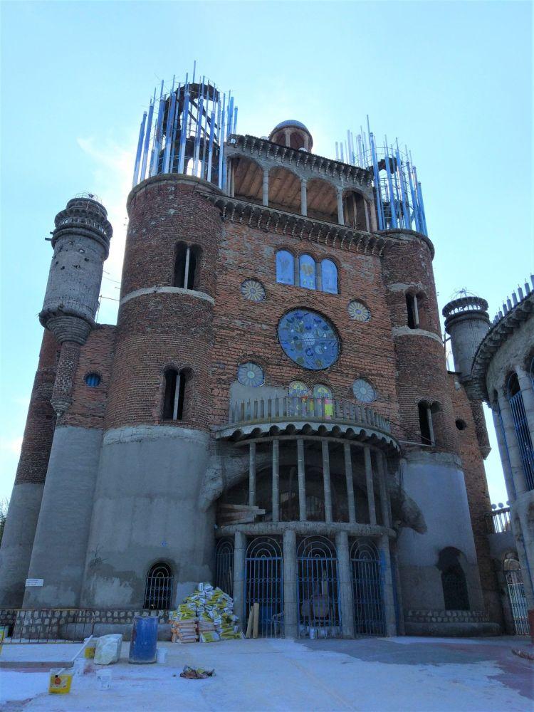 Fachada principal catedral Justo