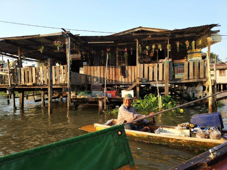 Mercado Thonburi
