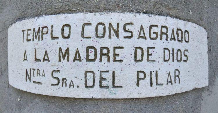 Pilar Catedral Justo