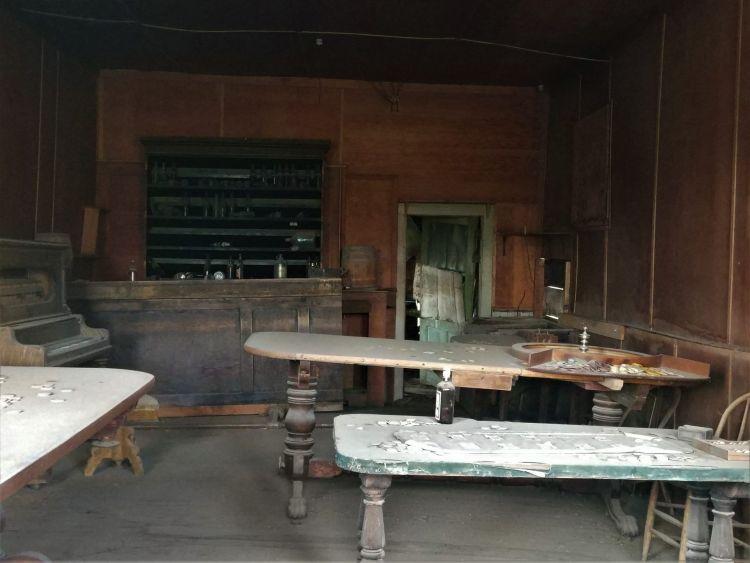 Saloon de Bodie