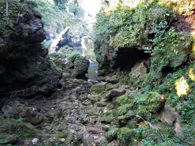 Zona baja del río