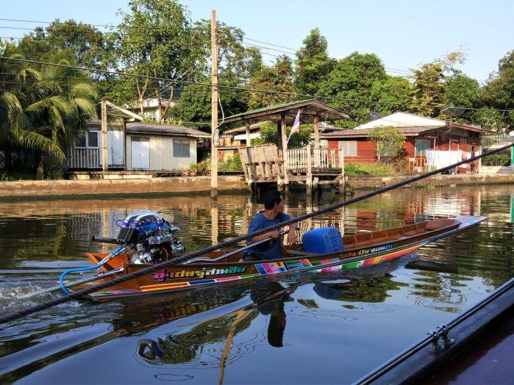 canales de Thonburi
