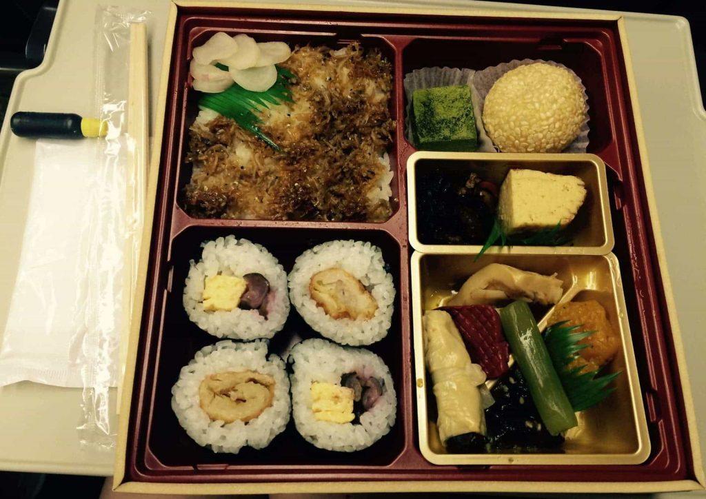 Cuanto cuesta comer en Japon Bento Barato