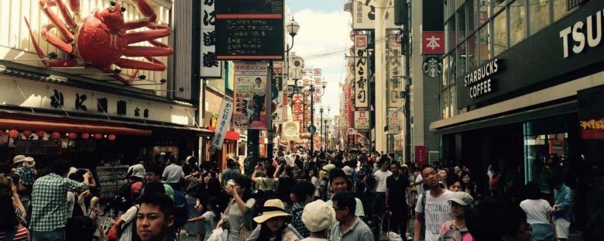 Dotonbori donde alojarse en Osaka