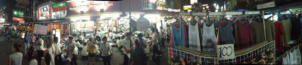Donde alojarse en Bangkok zonas