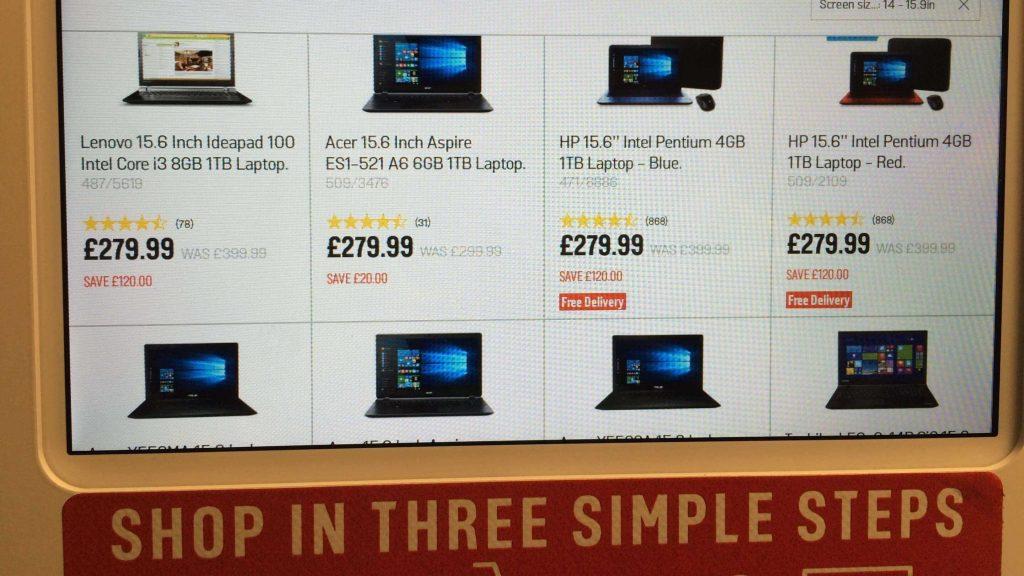 Comprar tecnologia en Londres Argo