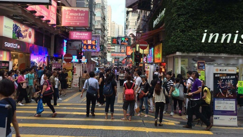 Donde alojarse en Hong Kong