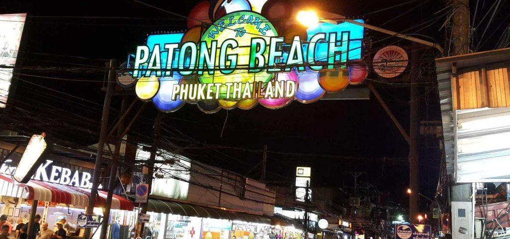 Donde alojarse en Phuket patong