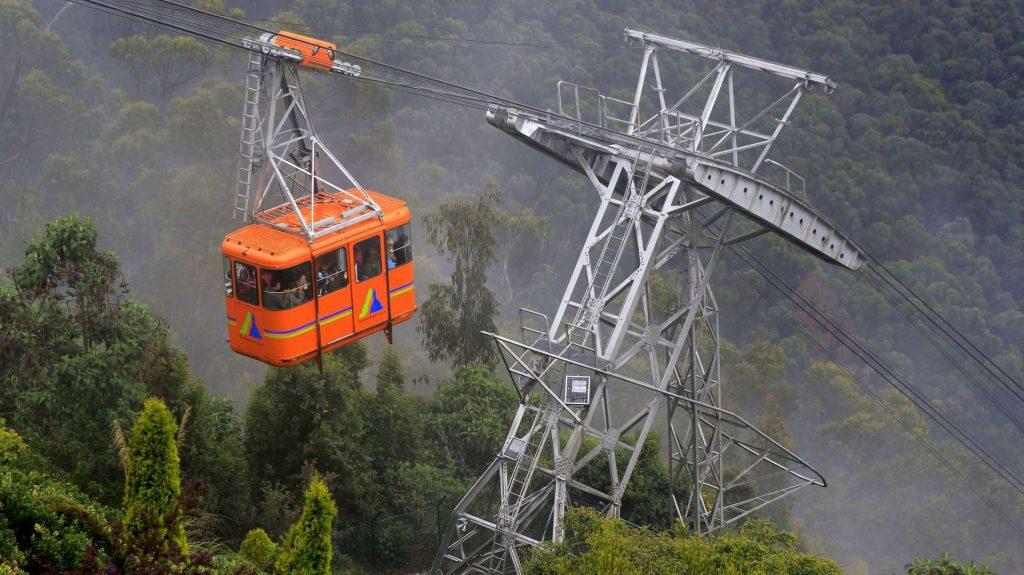 Cerro Monserrate Bogotá - Tarifas y Horarios