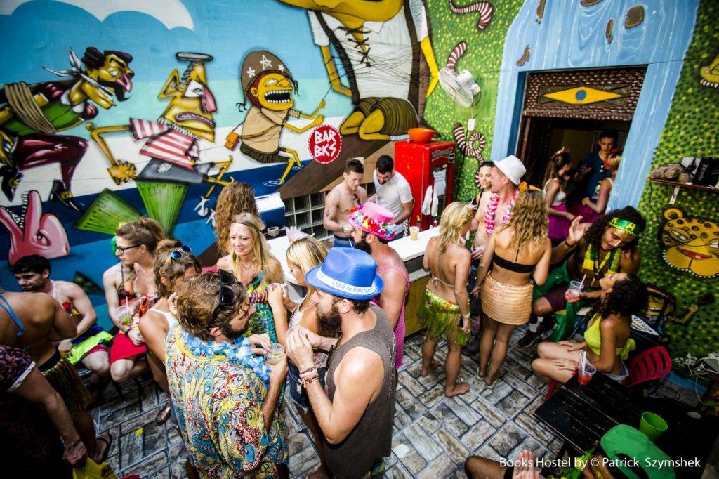 Mejores hostels de Rio de Janeiro Brasil