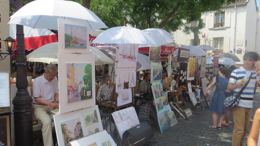 Donde alojarse en Paris Montmartre