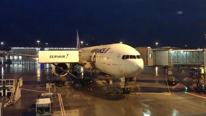Como é voar na Classe Econômica do Boeing 777-300 da Air France (2° relato)