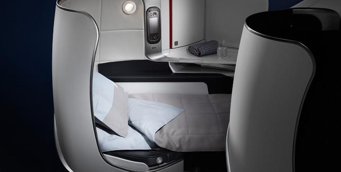 Business (Divulgação Air France)