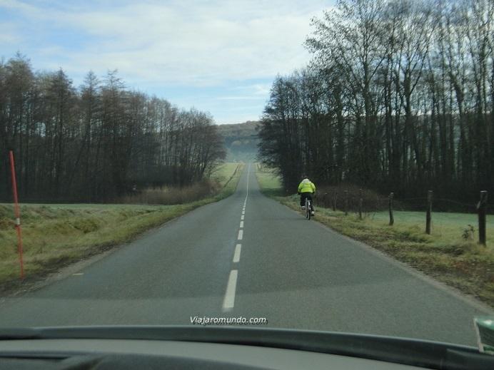 Estrada para Belfort
