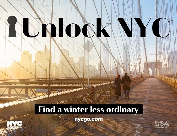 Desvenda NYC promove o diferencial de explorar a cidade durante o inverno (Divulgação / NYC & Company)