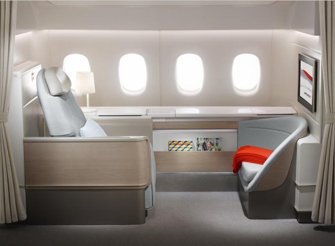 Suíte (Divulgação Air France)