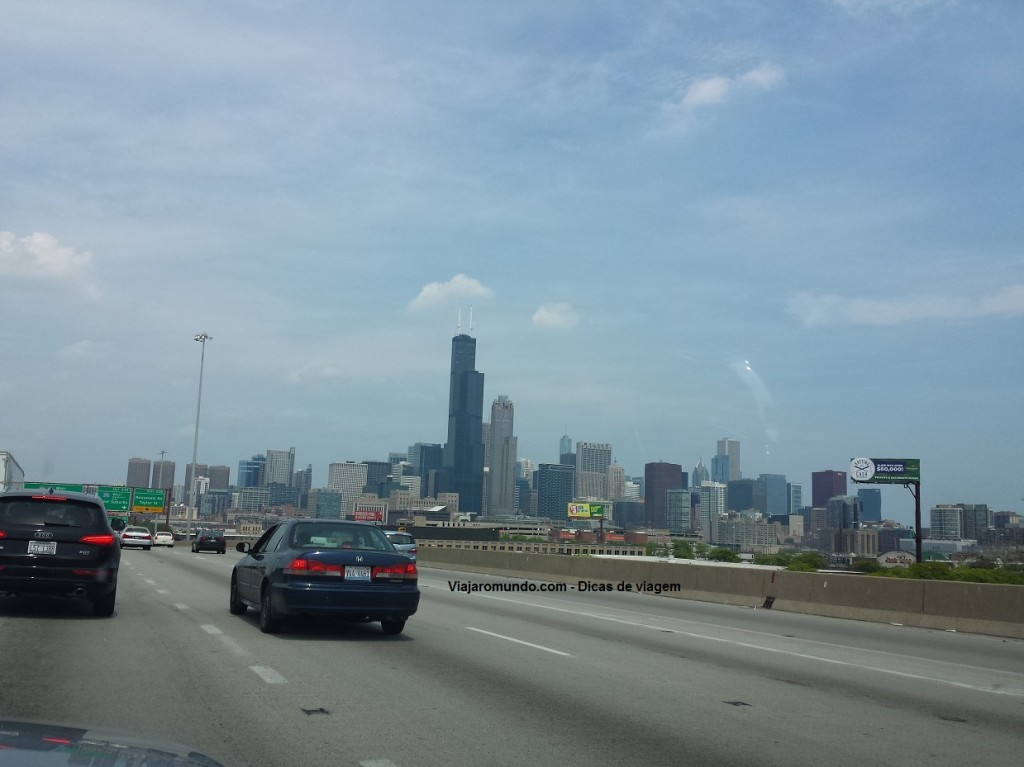 Minha experiência com a Budget: Indianápolis - Chicago (parte 3)