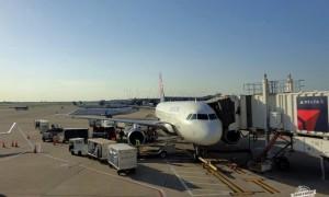 Como é voar na Classe Econômica do A319 da Delta (Chicago – Atlanta)