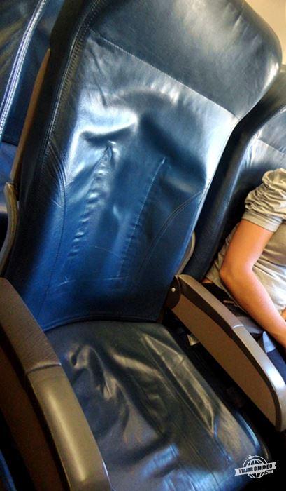 Assento bem surrado