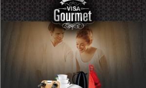 Visa Gourmet: Meta alcançada!