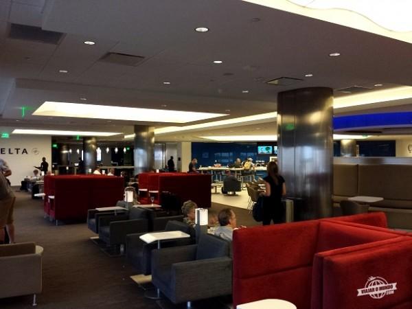 Delta Sky Club Terminal E