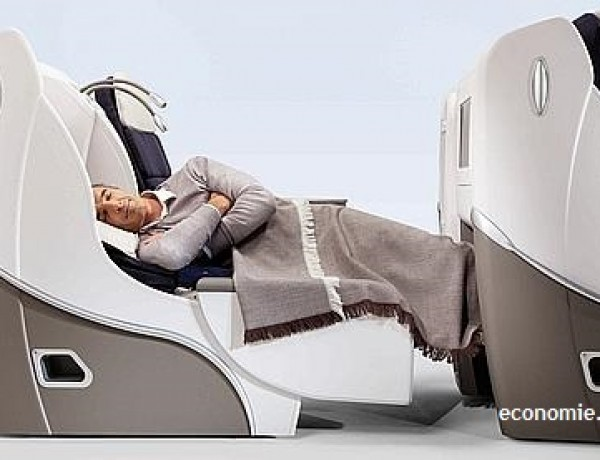 Como é voar na Classe Executiva da Air France – Boeing 777-300