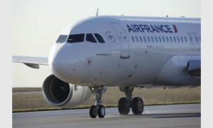 Como é voar na Classe Executiva da Air France no Airbus A320