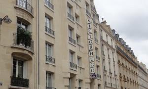 HOTEL em Paris: Best Western Victor Hugo