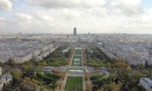 Viagem para Paris!