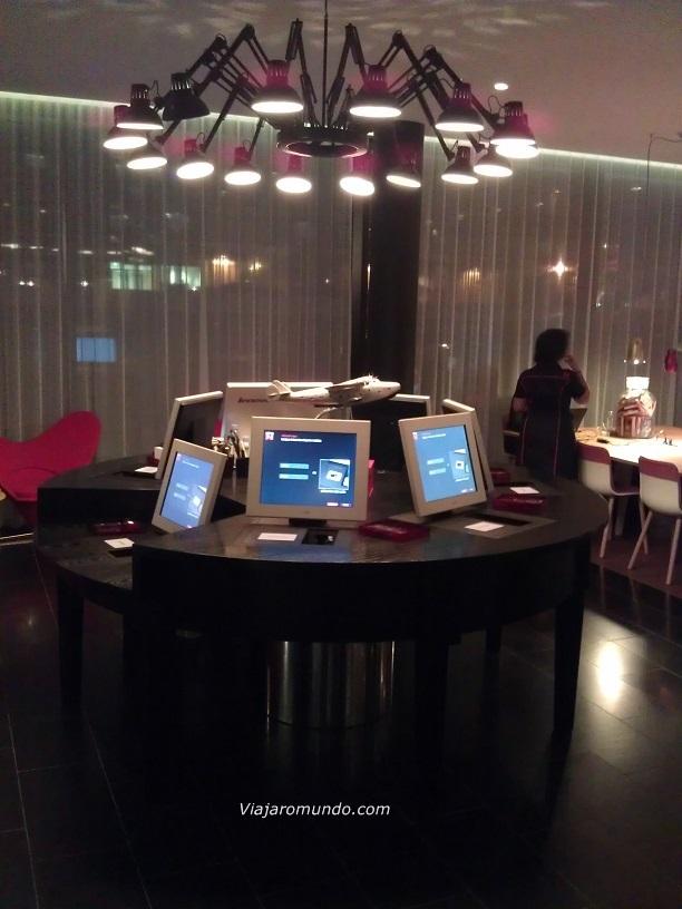 Computadores para check-in