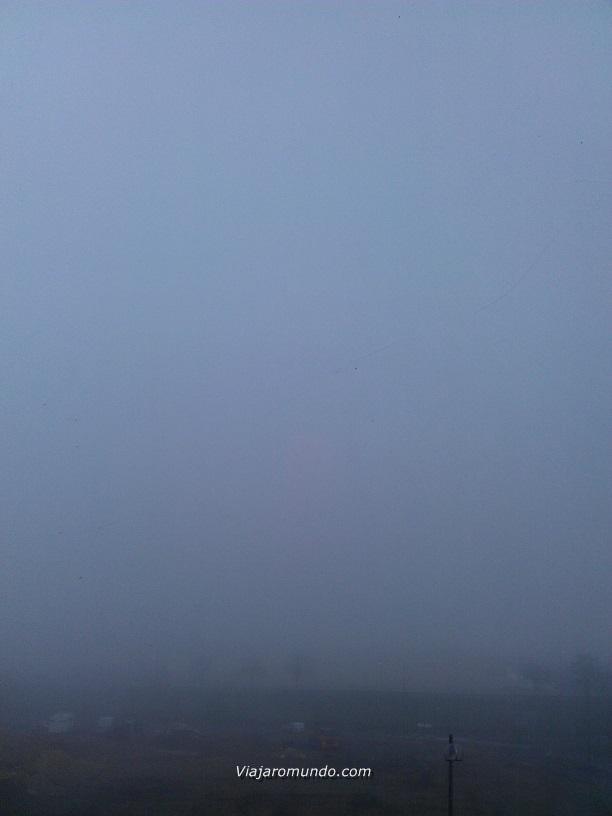 Só neblina