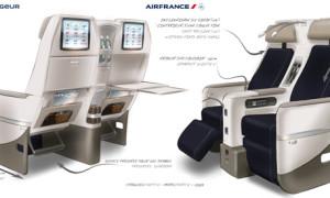 Como é voar na Premium Economy da Air France – Boeing 777-200ER