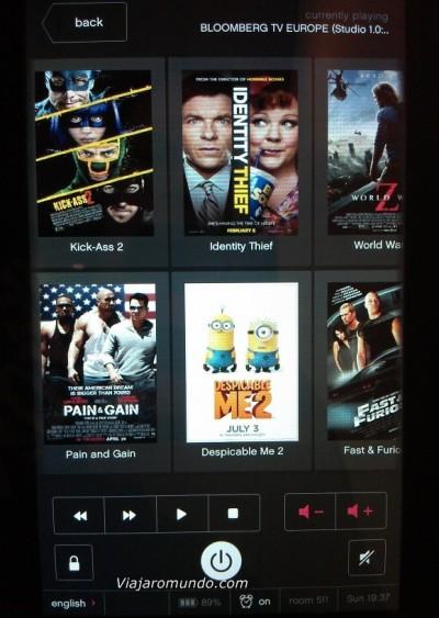 Escolha de filmes