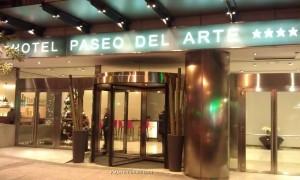 Madri! Hotel Paseo del Arte