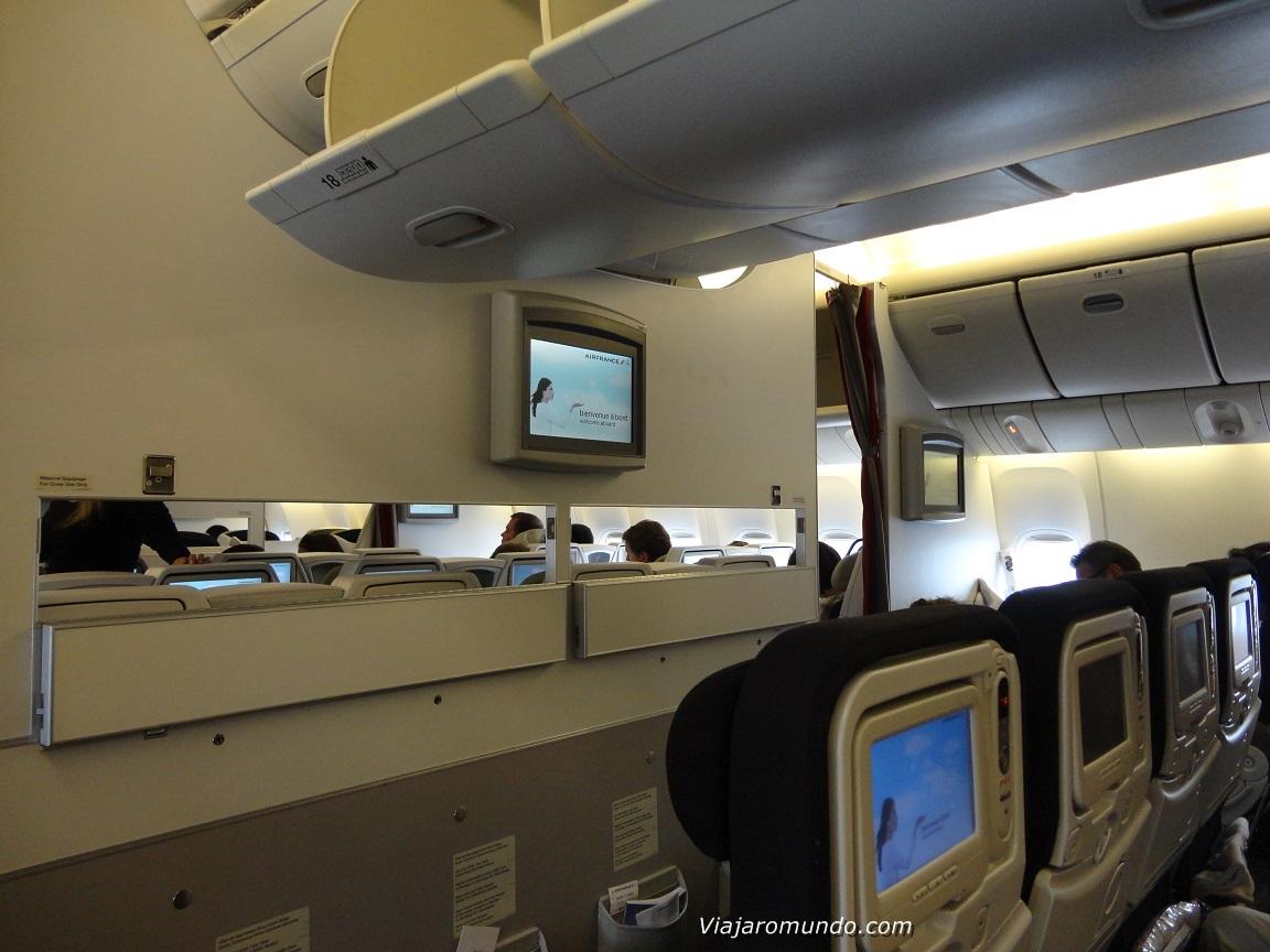 Classe Econômica - Air France: conheça as três principais classes oferecidas no Brasil!