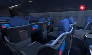 Delta disponibiliza Tour Virtual no Boeing 767!