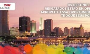 """""""Promoção"""": Brasília – Miami por 25.000 milhas no TAM Fidelidade!!"""