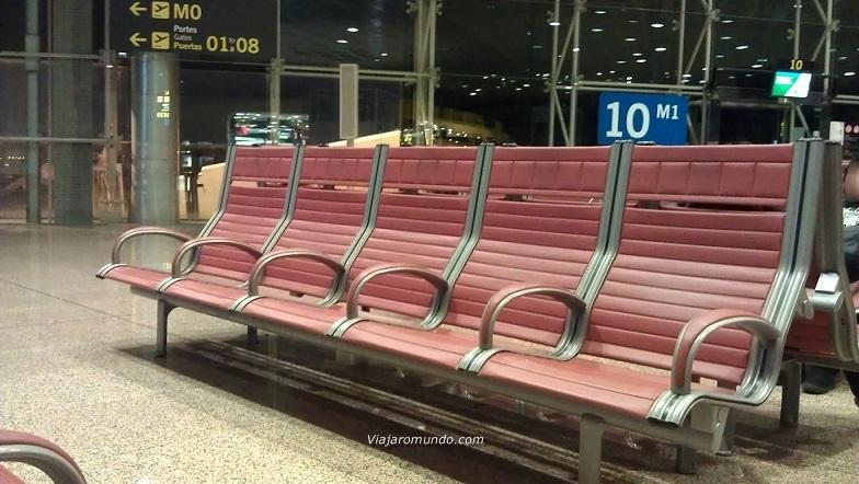 Assentos - Terminal 2C