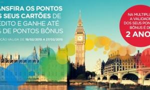 Promoção TAM/Multiplus: Bônus de 20% na transferencia de pontos!
