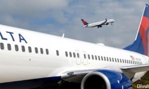 DELTA Airlines: Terminal 4 do Aeroporto JFK – Nova Iorque